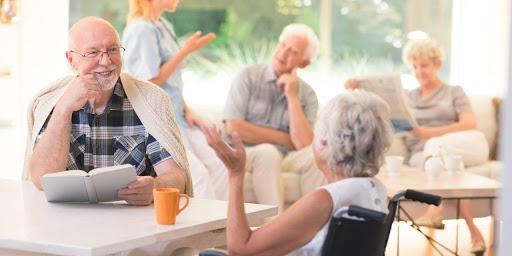 досуг пенсионеров