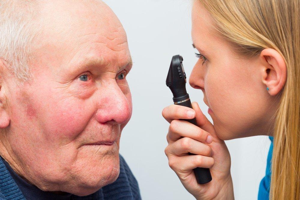 катаракта у бабушки