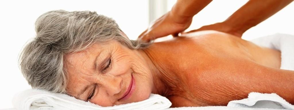 массаж пенсионеров