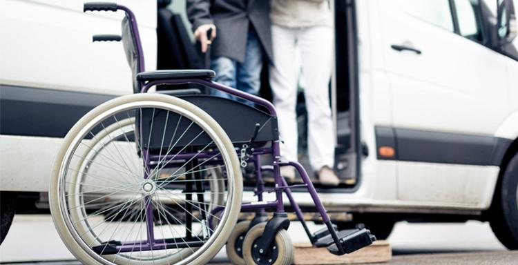 перевозка инвалидов